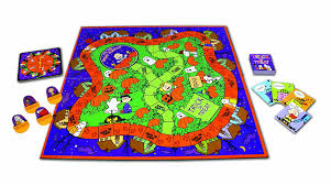 Amazon Great Pumpkin Charlie Brown Board Game Toys Games
