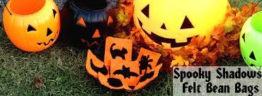 Easy DIY Halloween Bean Bag Toss Just Add Pumpkin Buckets