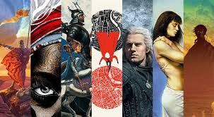 100 Andrew Morrison Artist Almost Every SciFiFantasy TV Or Movie Adaptation In The