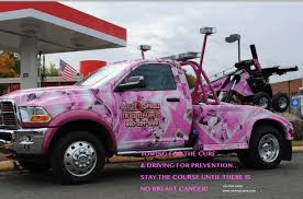 Cool Truck For Breast Cancer Awareness   Joey's Favorite Things ...