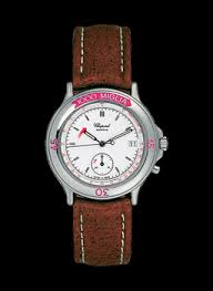 montre moderne et collection chronologie
