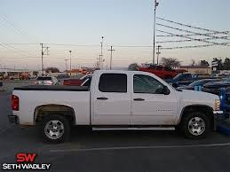 100 Used Chevy Truck For Sale 2012 Silverado 1500 LT RWD Ada OK