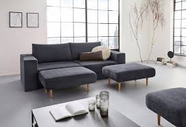 looks by wolfgang joop 4 sitzer verwandlungssofa aus sofa wird sofa mit 2 hockern kaufen otto