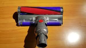 Dyson Hard Floor Tool V6 by Dyson Hardwood Floor Soft Roller Head Attachment V6 V8