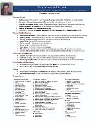 Tv Writer Resume VisualCV Examples
