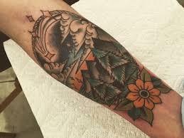 Forearm Tattoo Design 41