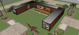 100 Shipping Container Beach House Hot Item 3 Unites 40FT Prefabricated And Mobile Near The