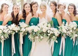 Bridesmaid Dress Colors For Spring Wedding