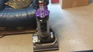 Dyson Dc33 Multi Floor Vacuum by Dyson Dc 33 Vacuuming The Living Room Youtube