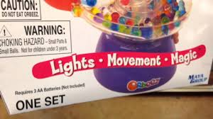 Orbeez Mood Lamp Flame by Orbeez Swirl U0027n Whirl With 750 Orbeez Product Review Orbeads