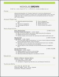 Resume Templates General Construction Worker Samples Template
