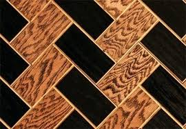 Herringbone Pattern Wood Tileswood Pallet Wall Covering Modern