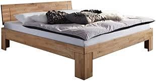 sam design schlafzimmer bett 160x200 cm massiv kern buche holz geölt geschlossenes kopfteil jugend ehebett