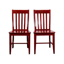 OFF Pottery Barn Pottery Barn Schoolhouse Chairs Chairs