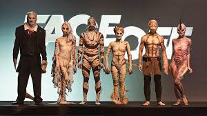 Halloween Wars Season 5 Host by Face Off Season 2 2 Water World The Contestants Create