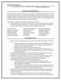 Human Resource Manager Resume Sample Luxury Human Resource Manager ...