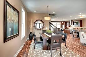 Round Dining Room Rugs Area For