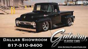 100 56 Ford Truck 19 F100 Bagged Show Gateway Classic Cars Of Dallas 1031