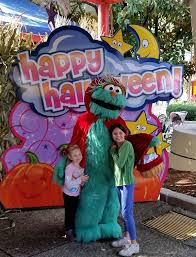 Sesame Place Halloween Parade by Make It A Halloween Weekend With Sesame Place The Spring Mount 6