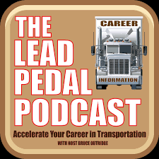 100 Crs Trucking The Lead Pedal Podcast With Bruce Outridge Bruce Outridge Offers