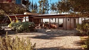 100 Frank Lloyd Wright Jr De Jonghe Residence External Brain
