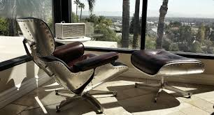 Mid Century Modern Classic Aluminum Aviator Lounge Chair ... Eames Style Lounge Chair Ottoman Brown Style Tartan Fabric Chair And Buy Premium Reproduction At Bybespoek Replica Arm Light Grey Rocking Tub Italian Leather Palisander Hamilton Swivel The Vitra White At Nest Mid Century Modern Classic Alinum Aviator Vintage Aniline A Short Guide To Taking Excellent Care Of Your