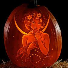 Singing Pumpkins Grim Grinning Pumpkins Projector by Church Of Halloween Part 72