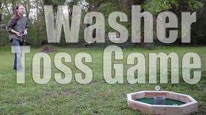 Washer Toss Game - YouTube Amazoncom Rivercity Pitching Washers 4 Red White With Outdoor Diy Washer Toss Game With Box For Lawn Games 3 Hole Boards Official Set Bean Bag Cornhole Sports Backyard Attractive And Outdoors Ideas Boxed Crane Ebth Other 159081 Gosports Premium Wood How To Build Board Redneck Horshoes Youtube Gosports Birch Fun Hathaway Setbg3115 The Home Depot