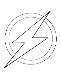Dc Comics Flash Coloring Pages For Boys 6