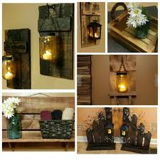 Halloween Express Murfreesboro Tn by Rustic Home Decor Candle Holders Signs By Teestransformations