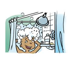 Shower Clipart Take Shower Clip Art 26 New Coloring Pages