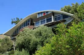 100 Lautner House Palm Springs The Garcia Residence Aka The Rainbow John