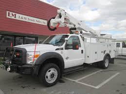 100 Bucket Truck For Sale By Owner 2012 D F550 Boom Spokane WA 5190