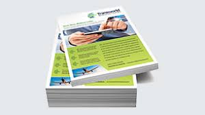 Same day copy and print services are available in