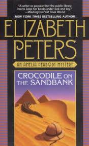 Title Crocodile On The Sandbank Amelia Peabody Series 1 Author