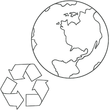 Full Image For Save The Earth Coloring Pictures Printable Pages International