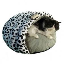 Fancy Cat Beds Heated Dog Beds and Soft Pet Beds