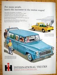 100 Vintage International Harvester Truck Parts 1960 Travelall PickupOriginal 135 105