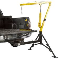 100 Pickup Truck Crane Apex Hydraulic Receiver Hitch 1000 Lb Capacity In 2019