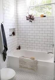 Tiling A Bathtub Skirt by Bathtubs Compact Tile Bathtub Apron 3 Seal Perimeter Being Tiled