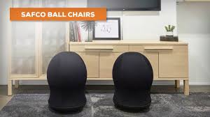 Safco 4750 Zenergy Ball Chair by Safco Ball Chair Safco Zenergy Ball Chair Polyester Seat Four