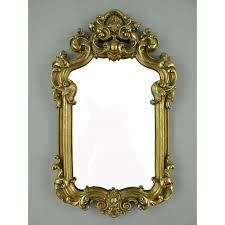 mobiliar interieur spiegel barock wandspiegel gold rahmen