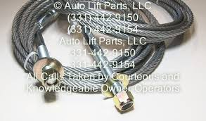 100 Atlas Lift Truck ATLAS Fort Worth TX TPO9A GRAND LIFT Equalizer Cables