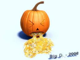 Puking Pumpkin Pattern by 3d Puking Pumpkin By Dxbigd On Deviantart