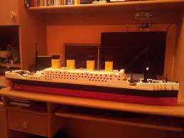 Sinking Of The Britannic Youtube by Evolution Of The Lego Titanic Youtube Muzyka Tomka Pinterest