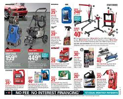 35 Ton Floor Jack Canada by Canadian Tire Atlantic Flyer August 5 To August 11