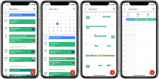 Google Calendar picks up support for iPhone X iOS 11 & drag and