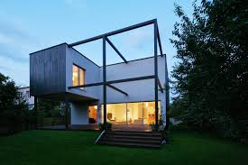 100 Cube House Design Black By KameleonLab CAANdesign Architecture