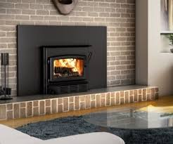 Best Wood Burning Fireplaces Wood Fireplace Inserts Top Rated