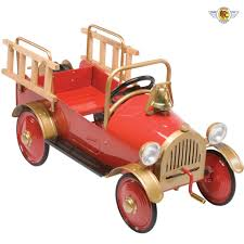 Airflow Collectables Fire Engine Pedal Car - Loopfietskar.nl Antique Hook And Ladder Fire Truck Pedal Car 275 Antiques For Price Guide American Fire Truck Pedal Car Second Half20th Restoration C N Reproductions Inc Instep Riding Toy Hayneedle Childs Red Toy Pedal Car Based On An American Fire Truck Amazoncom Instep Toys Games 60sera Blue Moon Gearbox Vintage Firetruck Cars Pinterest Cars Withrows Body Shop Rare Large Structo Jeep Red Firetruck With Airbags Stuff